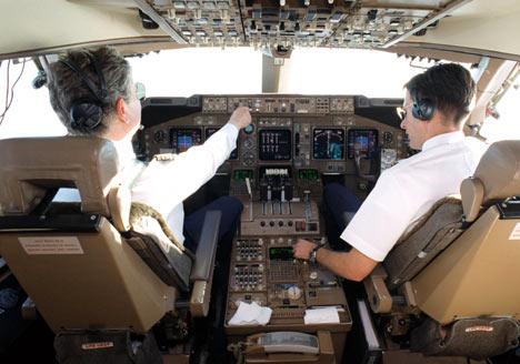 پرخطرترین مشاغل دنیا,خلبانی