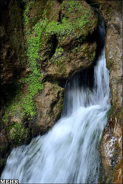 آبشار و چشمه های دراسله