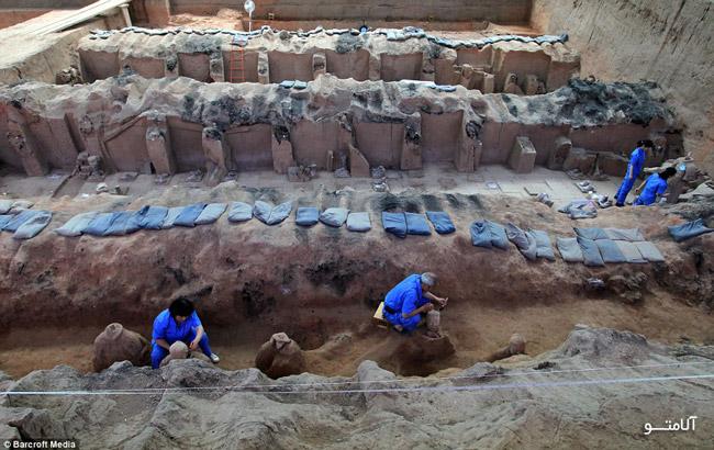 Qin Shi huang Unesco