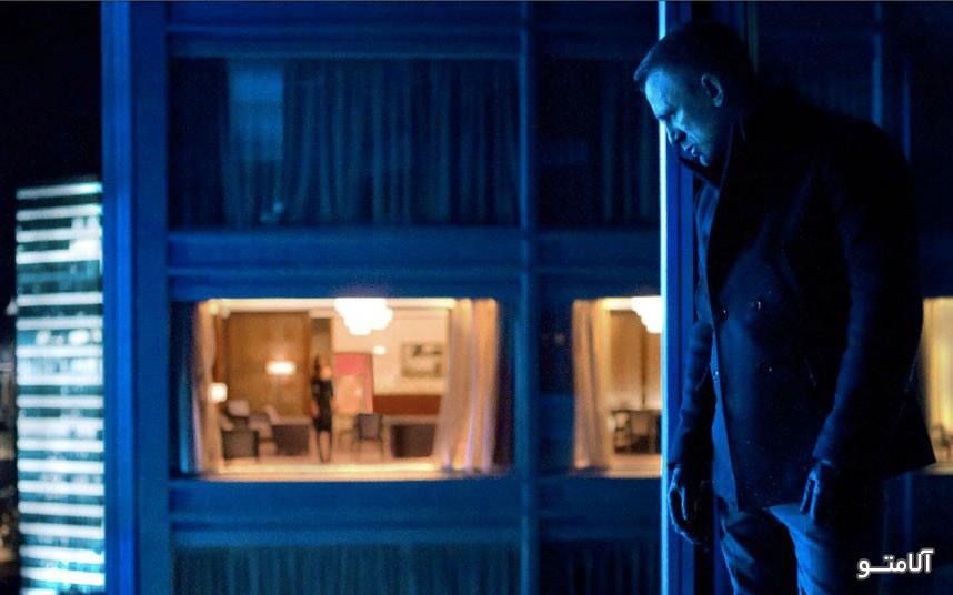 عکس فیلم جدید جیمز باند