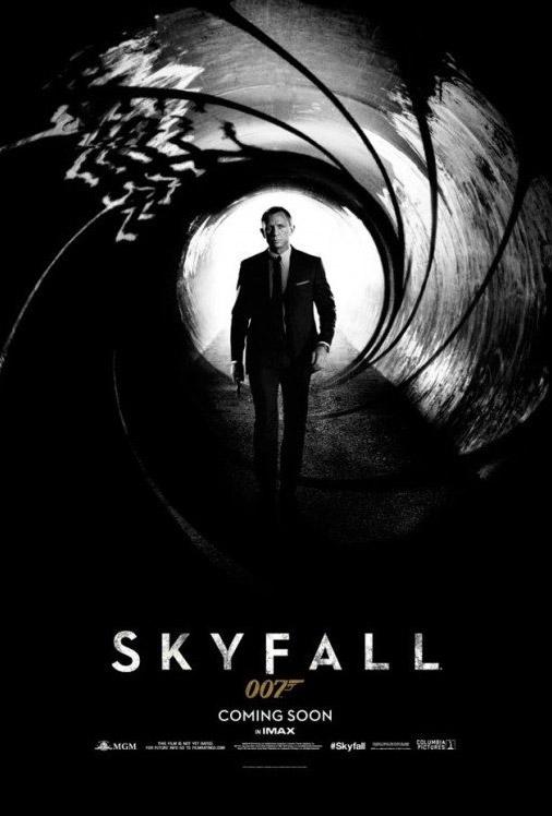 پوستر فیلم جدید جیمز باند