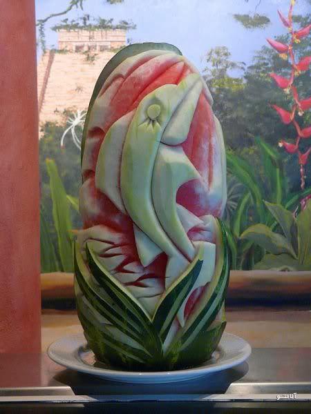 هنر هندوانه