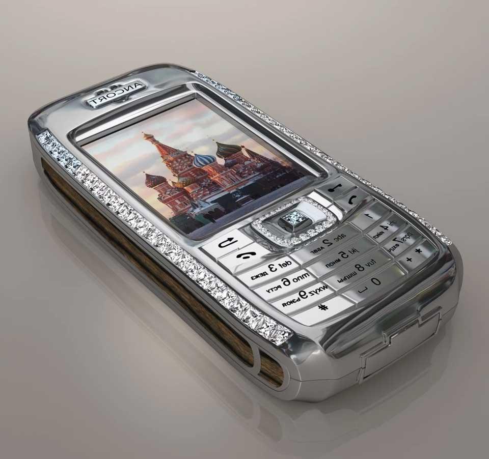 diamond crypto - گرانترین گوشی موبایل جهان را بشناسید! 11 گرانقیمت ترین گوشی های دنیا