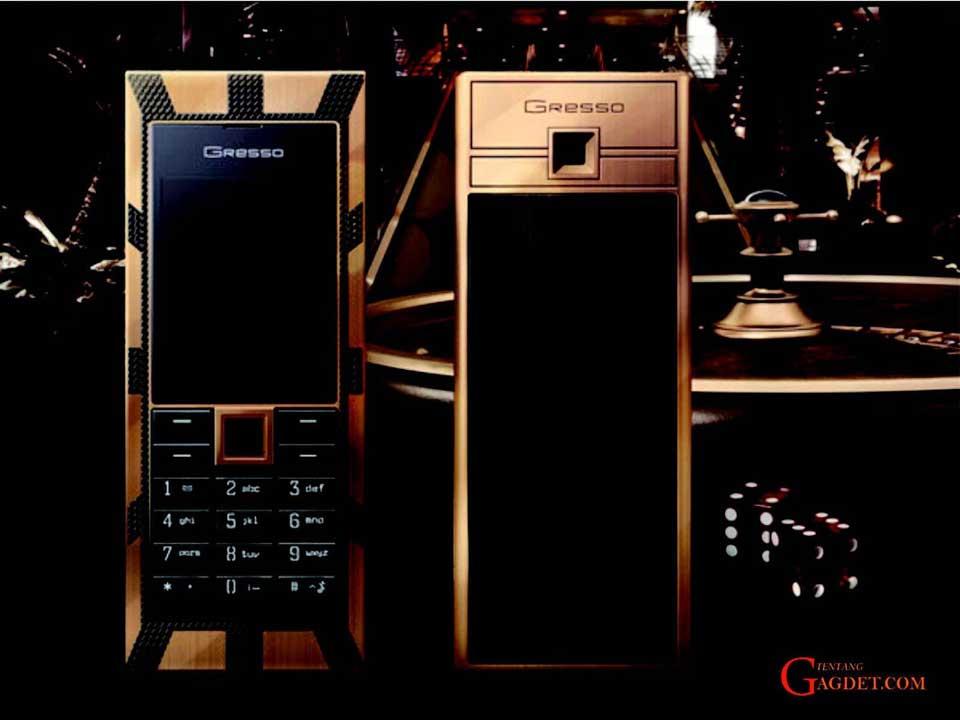 gresso luxor - گرانترین گوشی موبایل جهان را بشناسید! 11 گرانقیمت ترین گوشی های دنیا