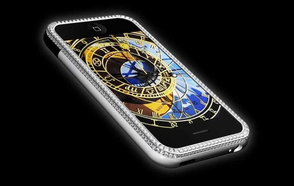 iphone princess plus - گرانترین گوشی موبایل جهان را بشناسید! 11 گرانقیمت ترین گوشی های دنیا