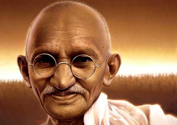 گاندی mahatma-gandhi