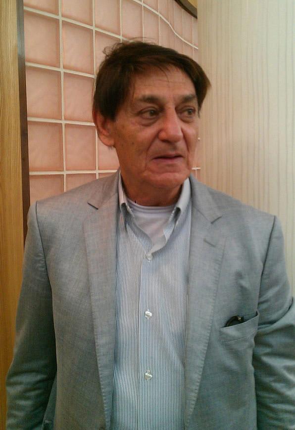 عکس پدر محمدرضا گلزار