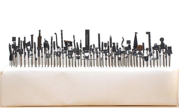 مجسمه مداد