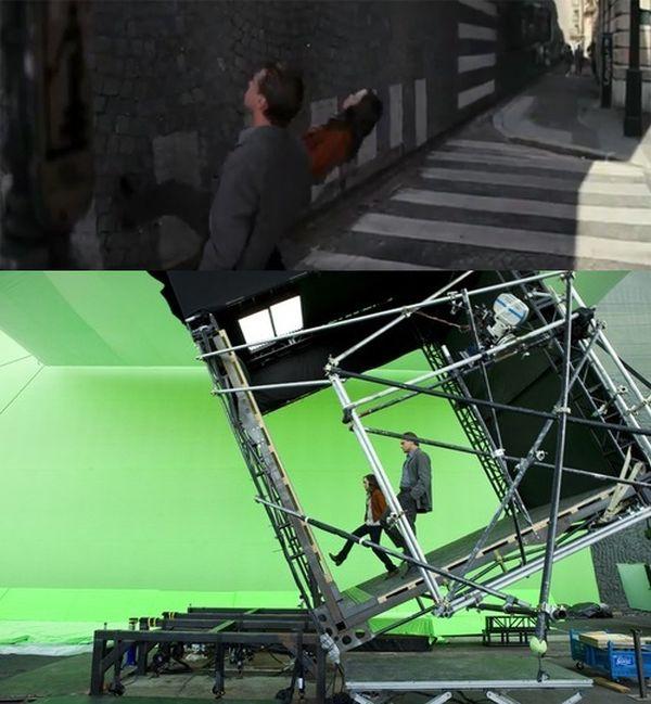 پشت صحنه فیلمای هالیوودی