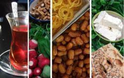 15 توصیه تغذیه ای در ماه مبارک رمضان