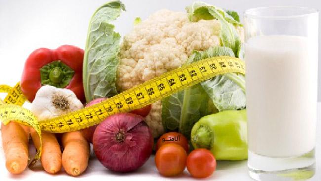برای لاغری چی بخوریم؟ ۲۵ غذای رژیمی برای لاغری سریع