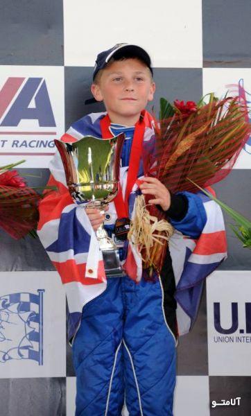 جوان ترین رکورد دار سرعت
