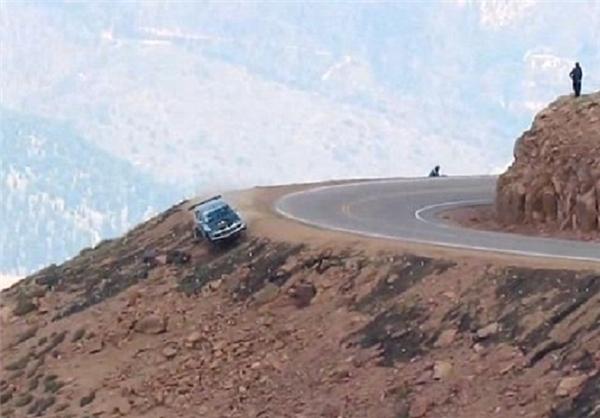 مسابقات رالی کوهستان