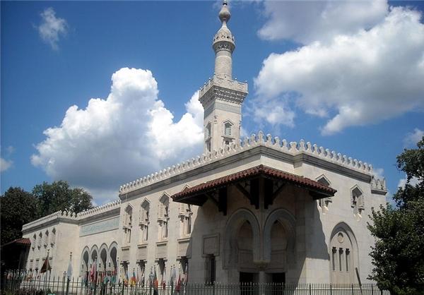 مسجدهای آمریکا