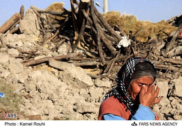 زلزله آذریایجان شرقی