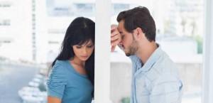زوج ناراحت Sad-moods-romantic-couple