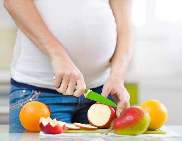 غذاهای مضر در دوران بارداری healthy-pregnancy-diet