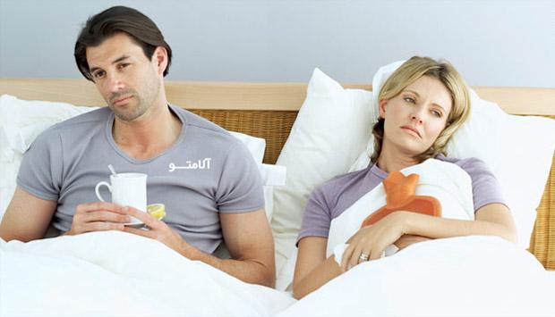هورمون های جنسی در مردان به دلایل مختلفی بالا و پایین می شود