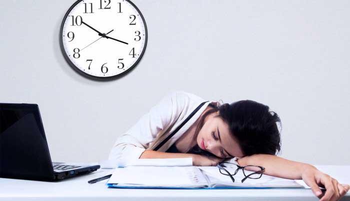 خستگی tired