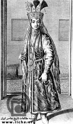 پوشش زنان در دوره شاه عباس اول