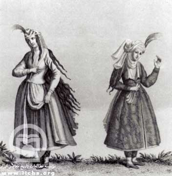 زنان ایرونی