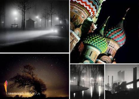 عکاسی شب