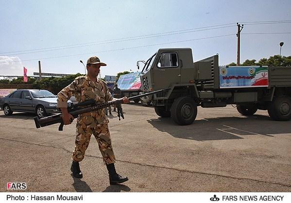 تفنگ ایرانی