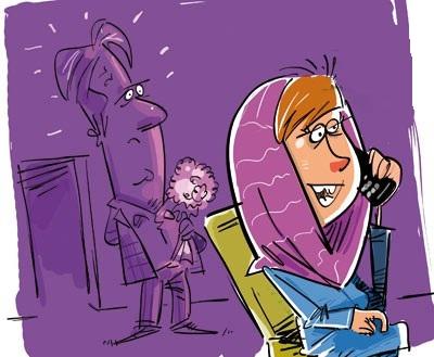 نحوه برخورد با همسر بهانه گیر و شکاک