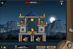 بازی جذاب و سرگرم کننده Siege Hero Viking Vengeance