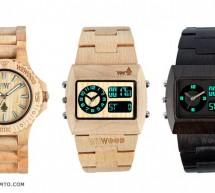 مدل ساعت مچی جدید و زیبا 2011 – طرح چوب