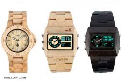 مدل ساعت مچی جدید و زیبا ۲۰۱۱ – طرح چوب
