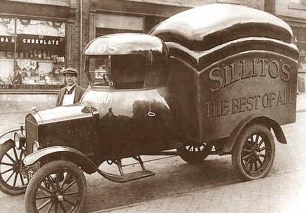 وسایل نقلیه قدیمی