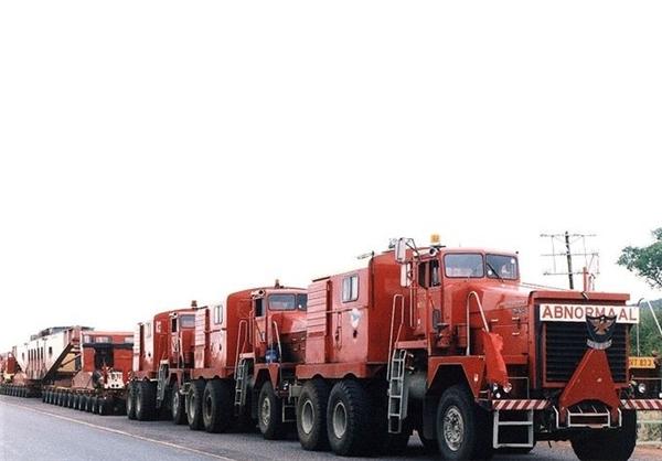 کامیونای بزرگ