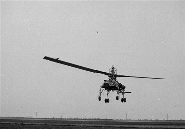 اولین هلیکوپتر جهان