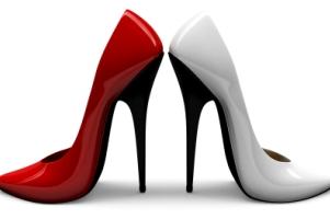 کفش پاشنه بلند چند سانت باید باشد