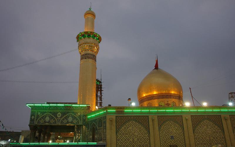 عکس حرم امام حسین,گالری تصاویر کربلا و حرم امام حسین (ع)