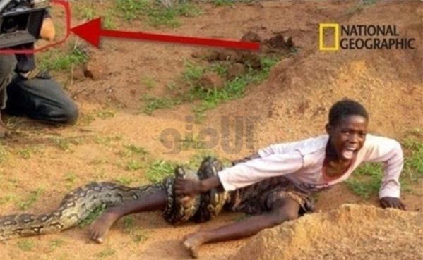 بی رحم ترین عکاس
