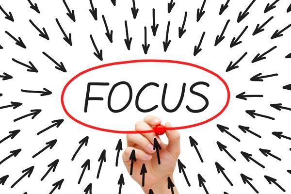 تمرکز focus