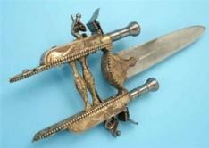 تفنگ عجیب هندی + عکس