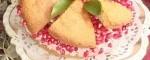 طرز تهیه کیک انار مخصوص شب یلدا
