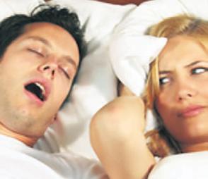 درمان خروپفsnoring