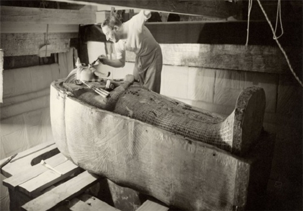 مقبره مرموزترین فرعون مصر