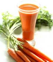 خواص هویج برای زخم معده