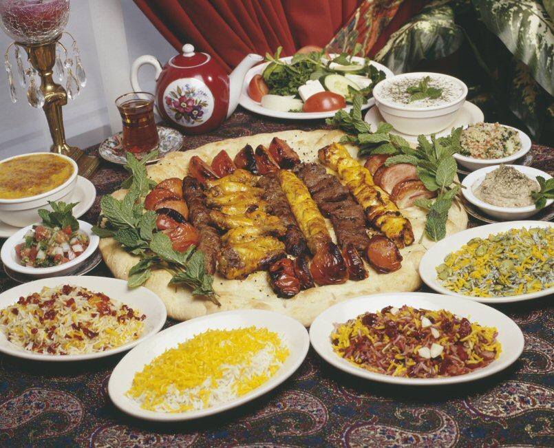 قیمت غذا ترکیه