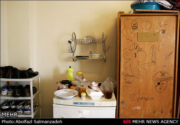 زندگی دانشجویی در خوابگاه