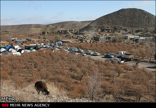 مناطق زلزله زده خراسان جنوبی