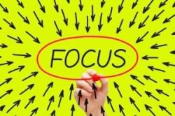 چگونه تمرکز را افزایش دهیم؟