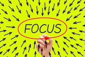 تقویت تمرکز focus