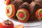 کیک خرمالو Persimmon-cake