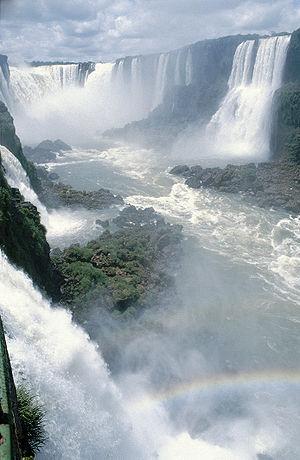 تصاویر زیبا از آبشار ایگواسو